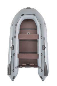 Лодка ПВХ Пиранья 330X5 SL надувная под мотор