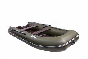 Лодка ПВХ Пеликан 320ТК надувная под мотор