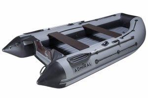 Лодка ПВХ Адмирал 330 НДНД надувная под мотор