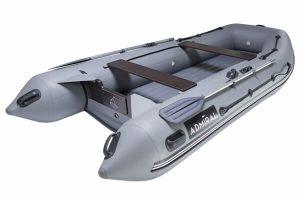 Лодка ПВХ Адмирал 350 НДНД надувная под мотор