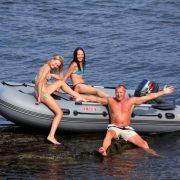 Фото лодки Антей AN 380