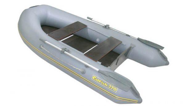 Фото лодки CatFish (КэтФиш) 270