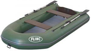 Лодка ПВХ Флинк (Flinc) FT290KA надувная под мотор