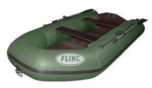 Лодка ПВХ Флинк (Flinc) FT290L надувная под мотор