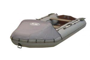 Лодка ПВХ Флинк (Flinc) FT320LA Люкс (с тентом) надувная под мотор