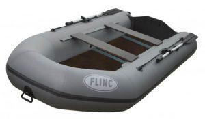 Лодка ПВХ Флинк (Flinc) FT320L надувная под мотор
