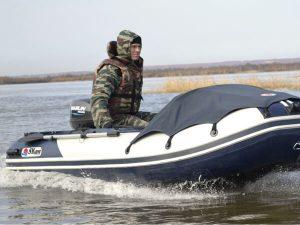 Фото лодки SMarine SDP 420