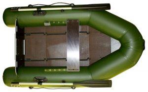 Лодка ПВХ Фрегат 230 Е надувная под мотор