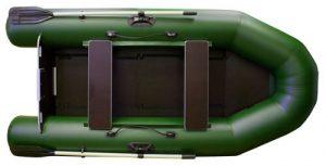 Лодка ПВХ Фрегат 280 ЕS надувная под мотор