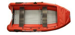 Лодка ПВХ Фрегат М-430 FM Jet V надувная под мотор