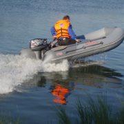 Фото лодки Касатка KS 365