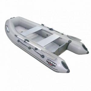 Лодка ПВХ Кайман N-300 надувная под мотор