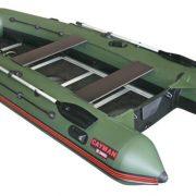 Фото лодки Кайман N-380