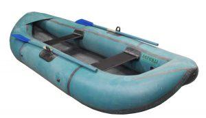 Лодка резиновая Легенда 22 гребная надувная