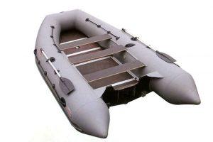 Лодка ПВХ Титан TN 480 надувная под мотор