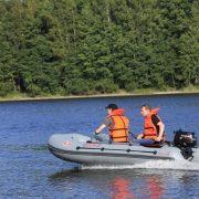 Фото лодки Викинг VN 360 LS