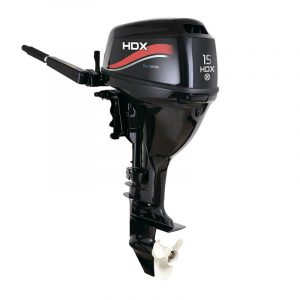 Лодочный мотор HDX F 15 FWS (15 л.с., 4 такта)