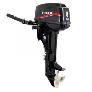Лодочный мотор HDX R series T 8 BMS (8 л.с., 2 такта)