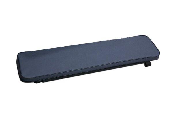 Фото мягкой накладки на банку (верх ткань) (60 см)