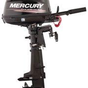 Фото мотора Меркури (Mercury) F6 M (6 л.с., 4 такта)