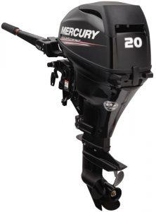 Лодочный мотор Меркури (Mercury) F20 ELPT EFI (20 л.с., 4 такта)