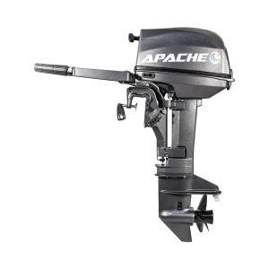Лодочный мотор Апачи (Apache) T9.8BS (9,8 л.с., 2 такта)