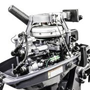 Фото мотора Апачи (Apache) T9.8BS (9,8 л.с., 2 такта)