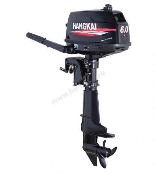 Фото мотора Ханкай (Hangkai) 6HP (6 л.с., 2 такта)