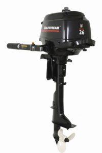 Лодочный мотор Гольфстрим (Golfstream) F2.6AВМS (2,6 л.с., 4 такта)