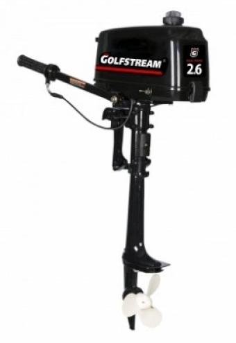 Фото мотора Гольфстрим (Golfstream) Т2.6СBMS (2,6 л.с., 2 такта)