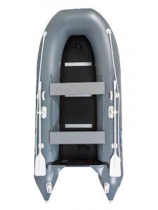 Лодка ПВХ Гладиатор (Gladiator) B 370 DP надувная под мотор
