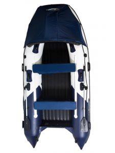 Лодка ПВХ Гладиатор (Gladiator) E 420 надувная под мотор