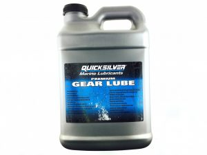 Редукторное масло Quicksilver Gear Lube SAE 80W90 (10л)
