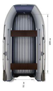 Фото лодки Флагман DK 550 Jet НДНД