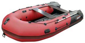Лодка ПВХ Хантер 350 ПРО надувная под мотор
