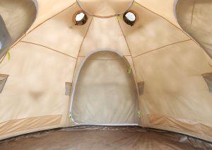 Фото Внутренний тент-капсула Лотос 5У (огн. клапан)