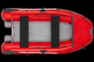 Лодка ПВХ Фрегат M-350 FM Lux надувная под мотор