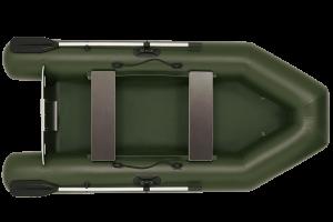 Лодка ПВХ Фрегат 280 Е надувная под мотор