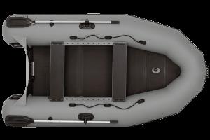 Лодка ПВХ Фрегат 310 Pro надувная под мотор
