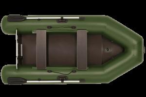 Лодка ПВХ Фрегат 300 ЕК надувная под мотор