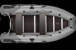 Лодка ПВХ Фрегат М-430 С надувная под мотор