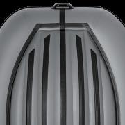 Фото лодки Фрегат 370 Air F с НДНД, фальшбортом и фартуком