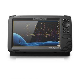 Фото эхолота Lowrance Hook Reveal 9 TripleShot